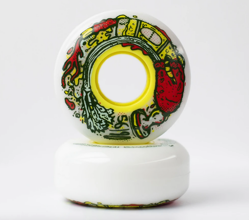 Official Sunday Brunch 58mm inline wheels