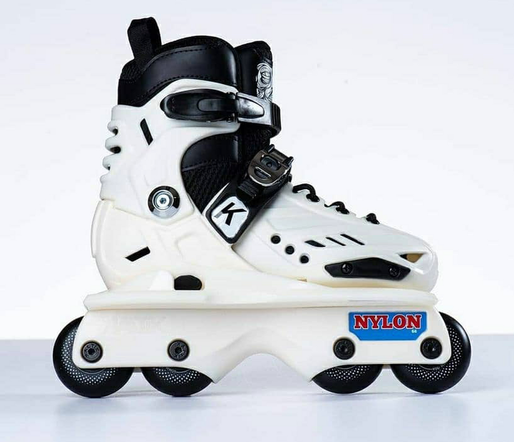 Kaltik K Jr Nylon adjustable inline skates