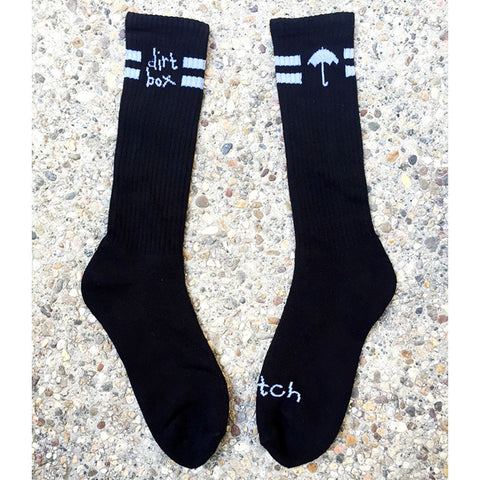 Themgoods x Dirt Box Switch socks