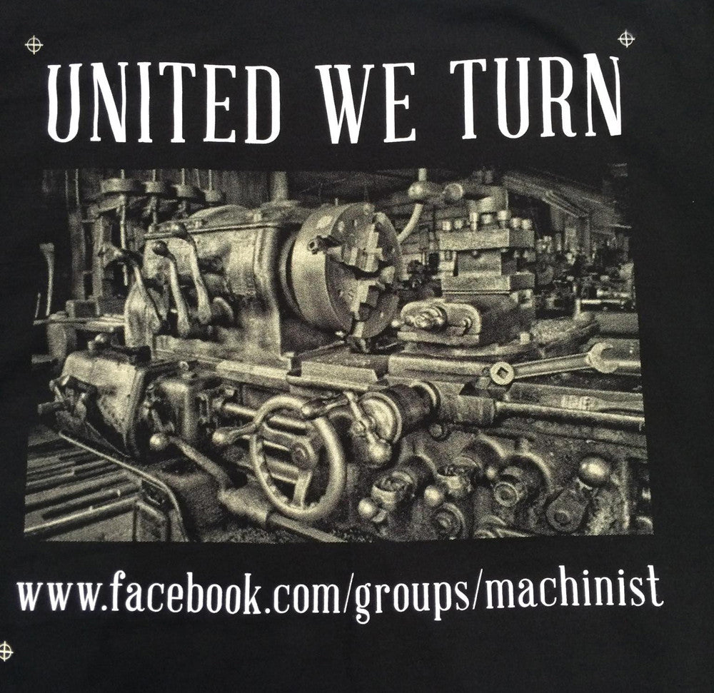 United We Turn shirt