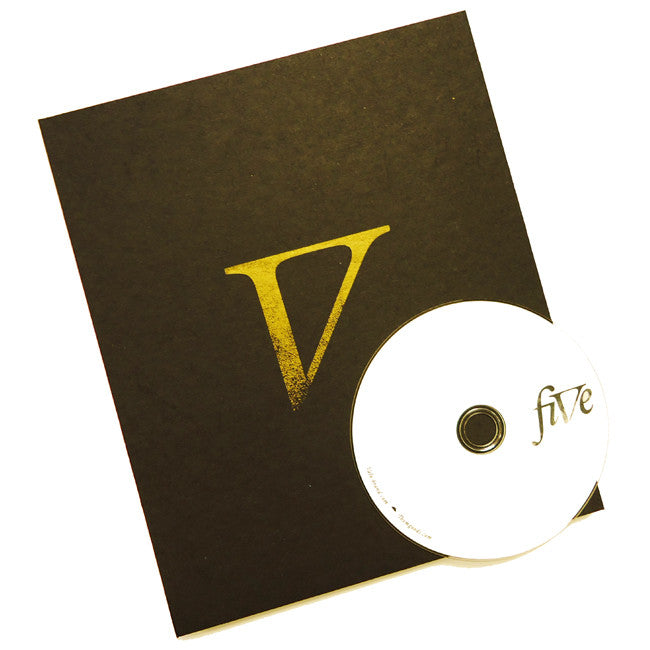 Valo 5 Book & BluRay