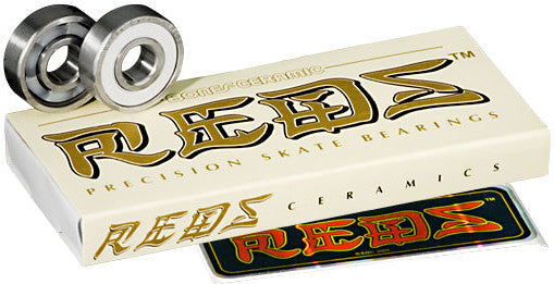 Bones Reds Ceramics skate bearings