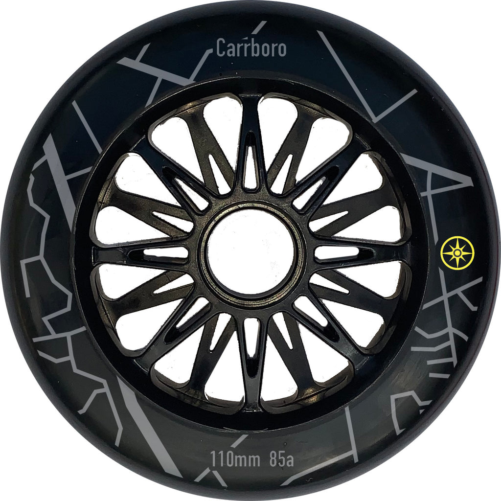 Compass Carboro 110mm inline wheel