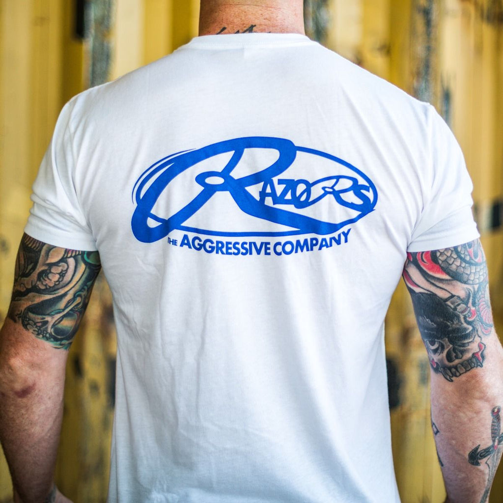 Razors Aggro Co. shirt