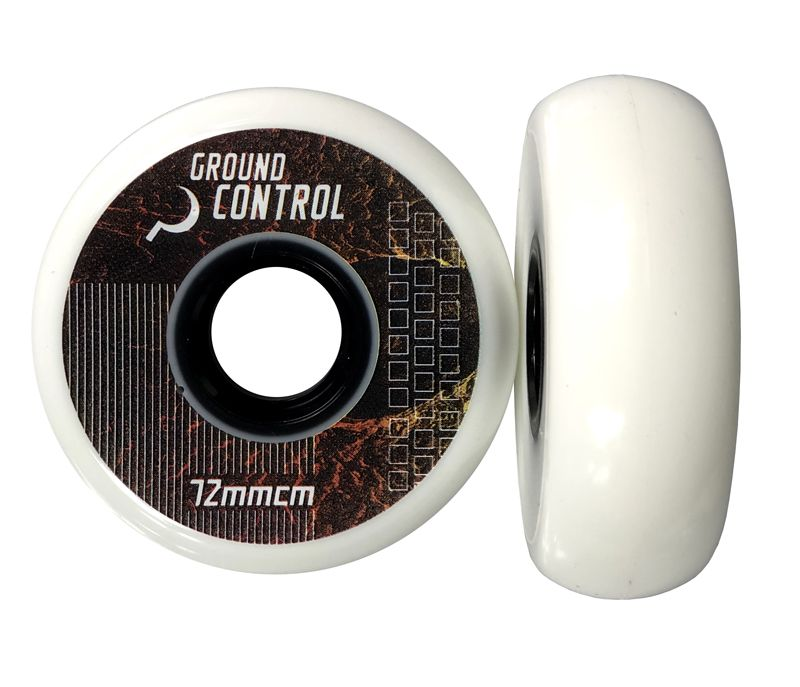 Ground Control 72mm wheels