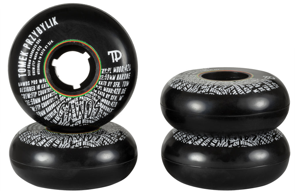 Gawds Tomek 59mm inline wheels