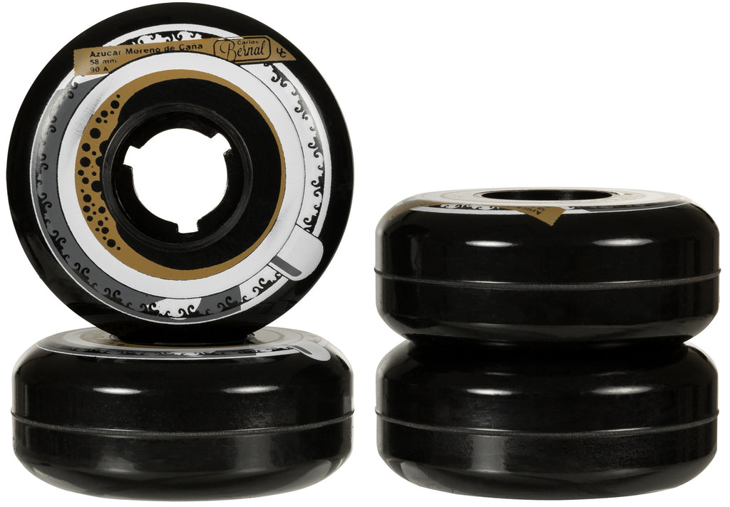 UC Carlos Bernal 58mm inline wheels