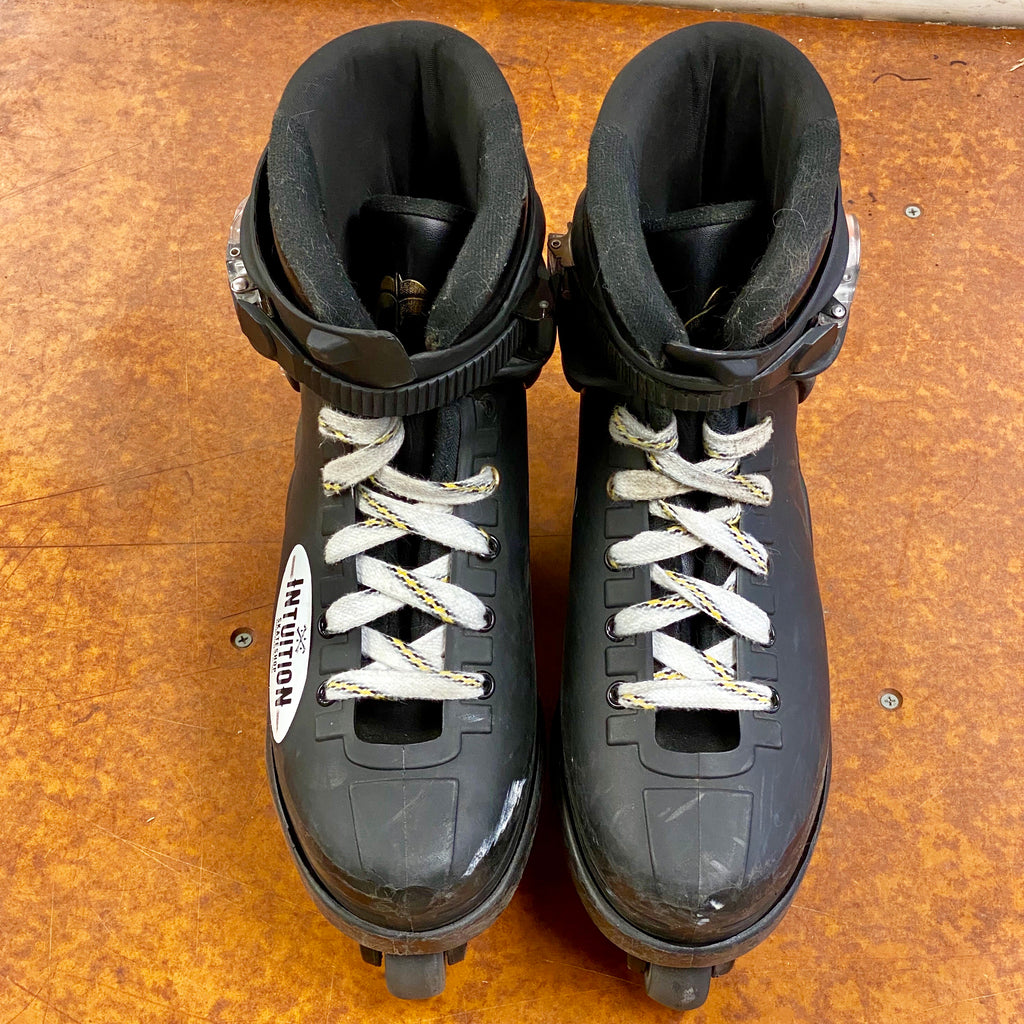 USED Razors Cult Gold inline skates
