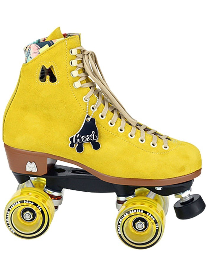 Moxi Lolly Pineapple Roller Skates