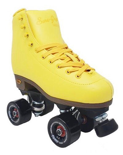 Sure Grip Fame Golden Hour roller skates