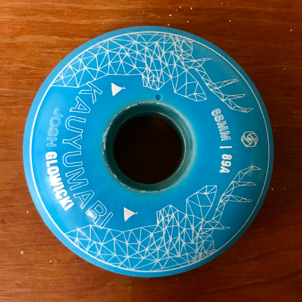 Red Eye Josh Glowicki 68mm inline wheel