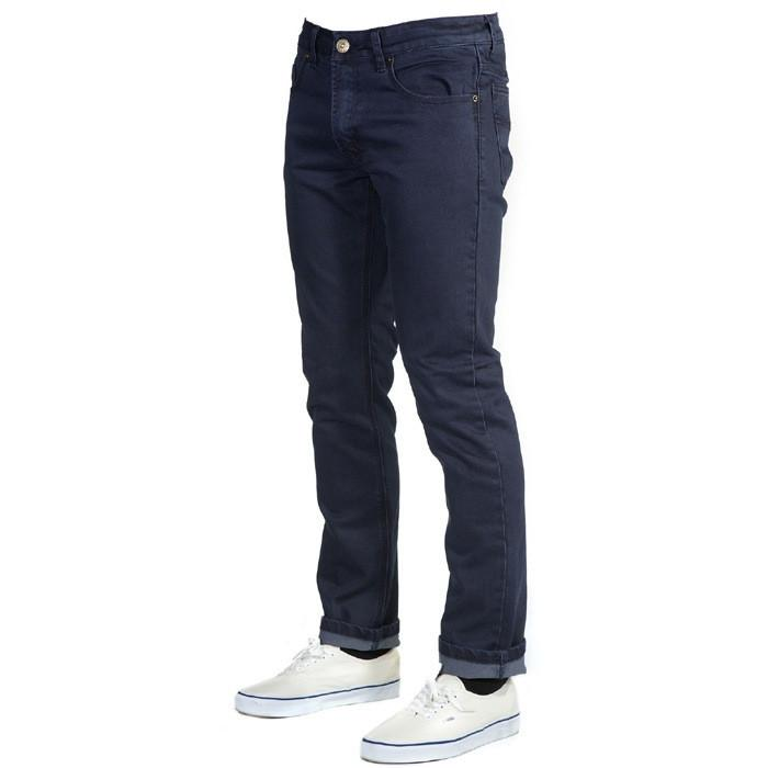Bulletprufe Midnight Blue Denim slim fit pants