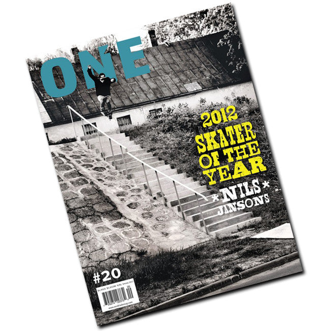 ONE Issue 20