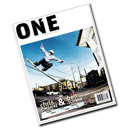 ONE Issue 3