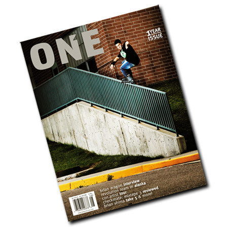 ONE Issue 6