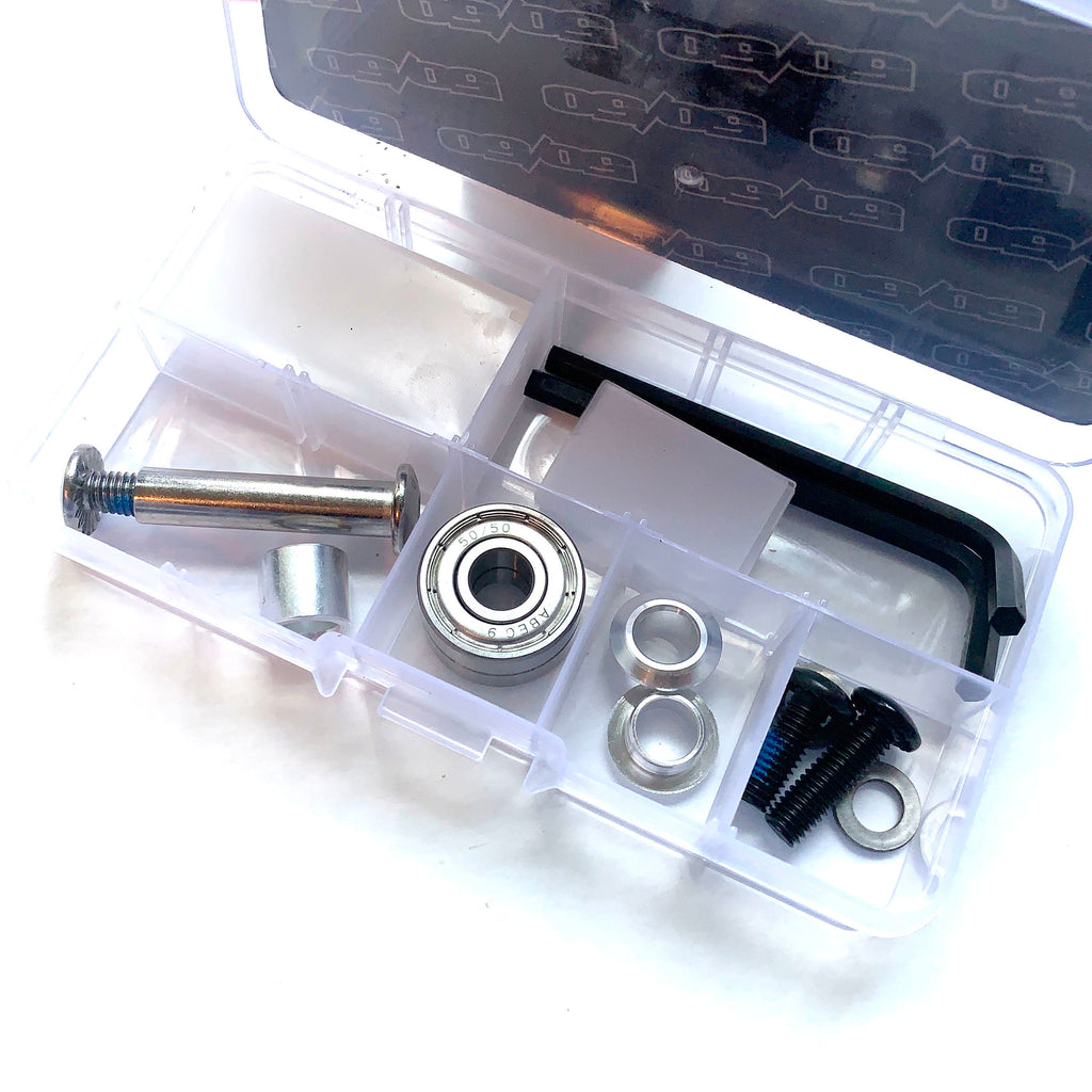 50/50 Session Saver parts kit