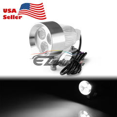 White LED Spotlight Light 3W 12V/24V