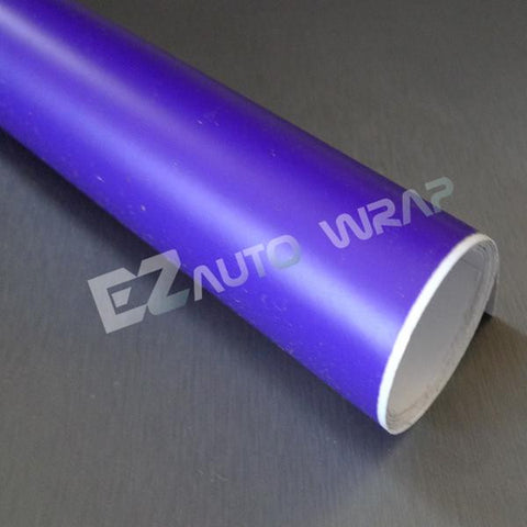 Matte Purple Taillight Headlight Tint Film