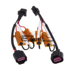 9008 H13 HID Conversion Kit Resistors Wiring Harness  x2