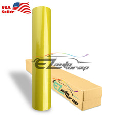 Gloss Candy Yellow Vinyl