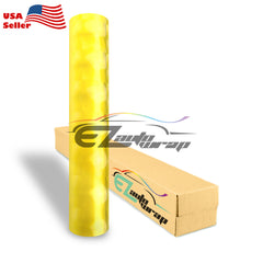 Cateye Taillight Headlight Golden Yellow Tint Film