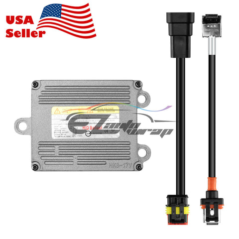 D1S D1R D1C HID Ballast Xenon Replacement with AMP Cable