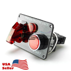 12V Ignition Switch Engine Starter ES02