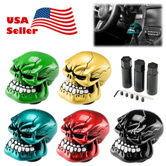Universal Manual Wicked Skull Shift Knob