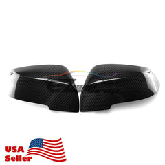 BMW 1/2/3/4/X1 Series Carbon Fiber Side Mirror Covers PC-MC01