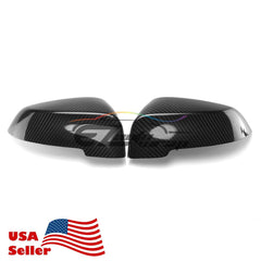 2011-2016 BMW Real Carbon Fiber Side Mirror Covers