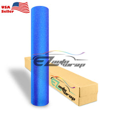 Matte Glitter Dark Blue Taillight Headlight Tint Film