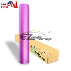 Matte Glitter Purple Taillight Headlight Tint Film