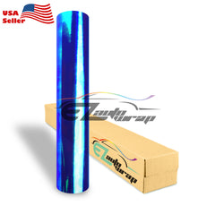 Chameleon Neo Pearl Dark Blue Taillight Headlight Tint Film
