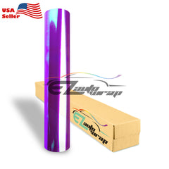 Chameleon Neo Pearl Purple Taillight Headlight Tint Film