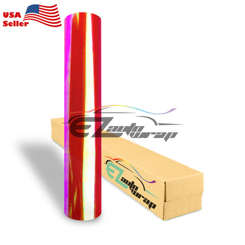 Chameleon Neo Pearl Red Taillight Headlight Tint Film