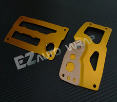 Racing Adjustable Auto Pedal Set (Gold)