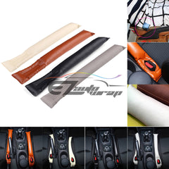 1pc Leather Seat Gap Filler