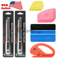 Professional Vinyl Wrapping Window Tinting Tool Kit TK14