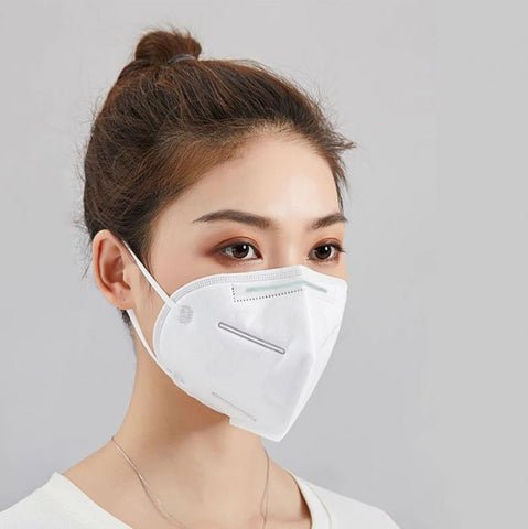 10pcs KN95 disposable face masks