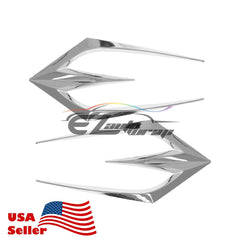 Universal ABS Chrome Vents