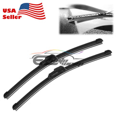 One Pair Of Windshield Wiper Blades
