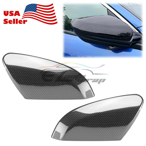 Carbon Fiber Side Mirror Cover For Honda Civic 2016-2019 PC-C10MC41