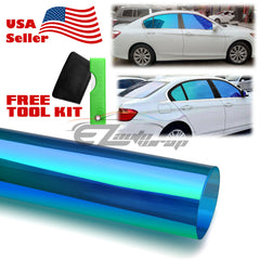 Uncut Roll Chameleon Window Tint Film