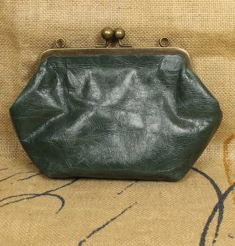 Galina London Gatsby Bag green and brown - Knot Only - 4