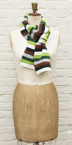Avoca Bohemian Scarf Apple - Knot Only - 1