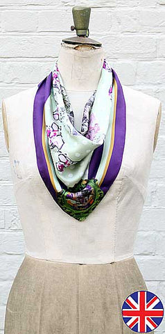 Emily Rose Doll Scarf - Knot Only - 1