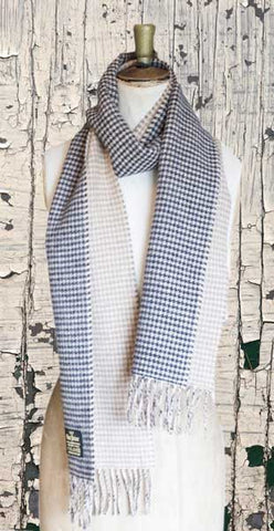 Glen Prince Reversible Scarf - Knot Only - 1