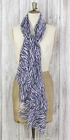 bring out the inner animal in you with these stylish animal print scarves