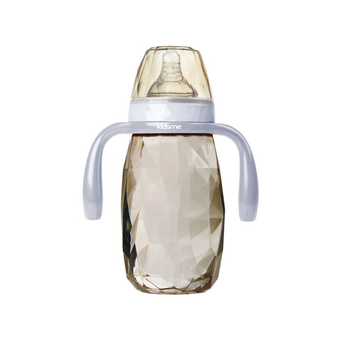 PPSU Diamond Bottle With Handles