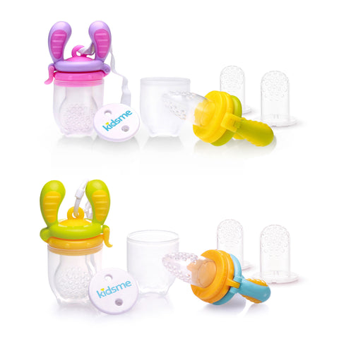 Food Feeder Double Pack